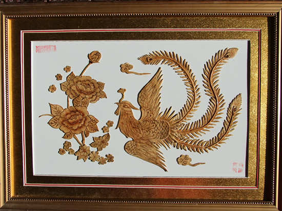 苹果树皮工艺品--kab 中国创业教育网