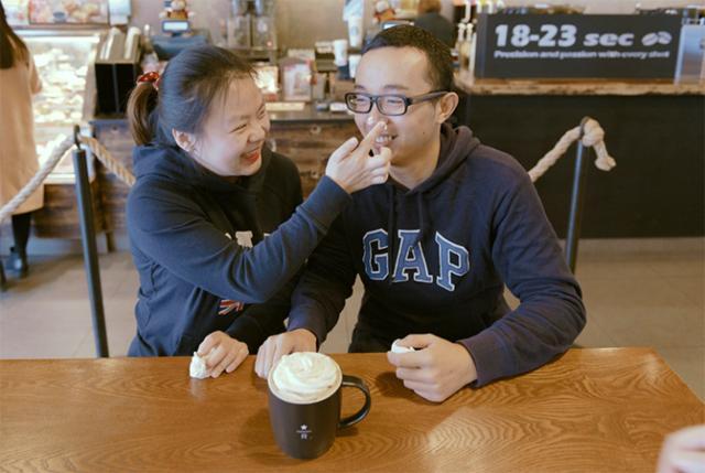 星爸爸最浪漫的事:陪你从校园情侣到咖啡师情侣