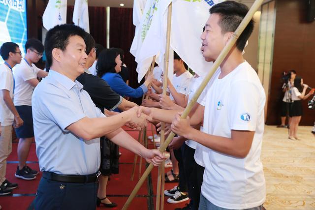 """2017""""大学生文明旅游背包行""""公益活动在广州启动"""