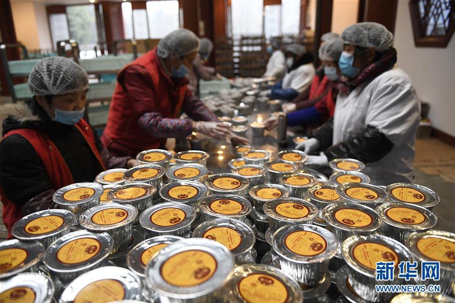 (社会)(1)杭州灵隐寺将免费发放30万份腊八粥