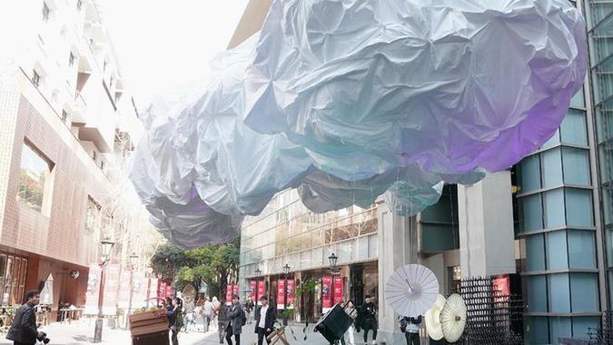 (XHDW)(2)上海新天地设计节揭幕