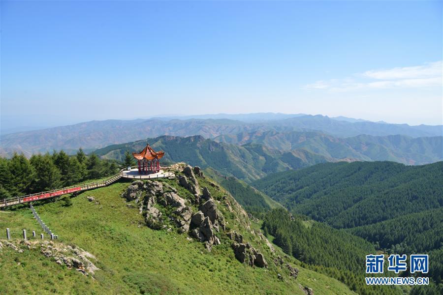 (环境)(1)内蒙古绿色明珠苏木山