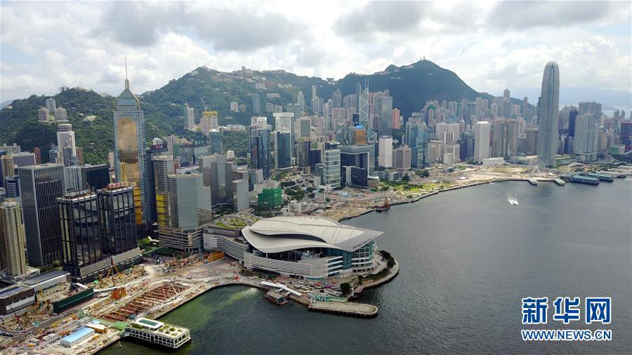 (香港回归二十周年)(1)会展经济:香江上的一道亮丽风景线