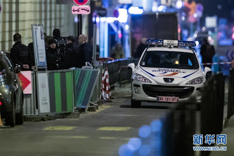 (国际)(2)法国巴黎丽兹酒店发生珠宝抢劫案