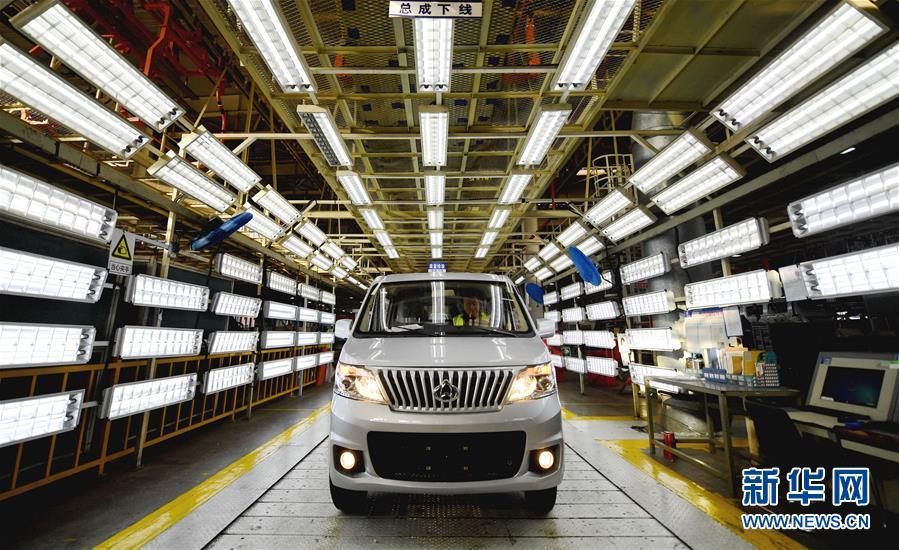 (经济)(1)11月中国制造业PMI重回扩张区间