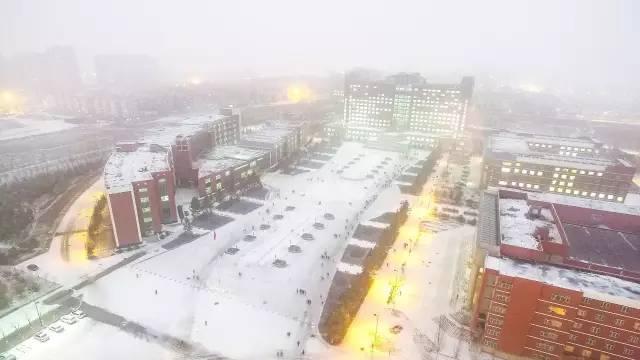 冬季校园,谁最美 全国高校冬季校园风光展评活动结果公布