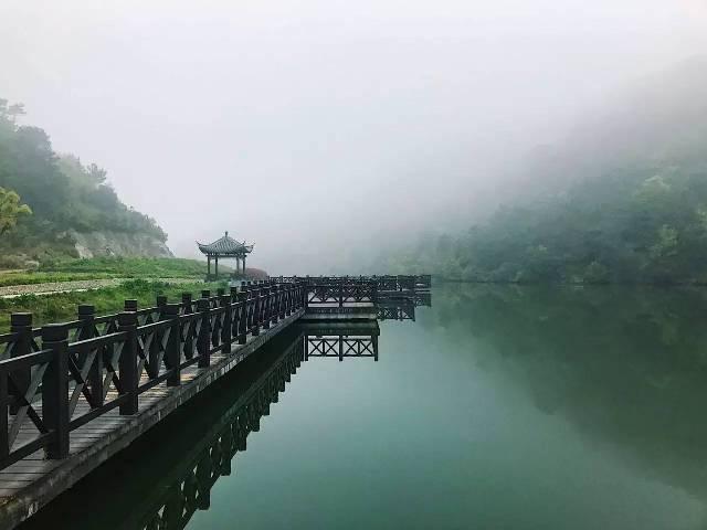 宁海的风景和特产
