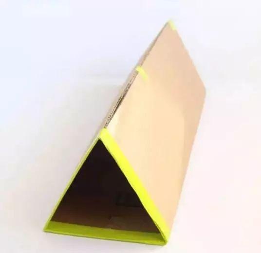 纸盒手工制作鞋柜