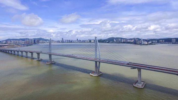 亮了 这样的港珠澳大桥你肯定没见过