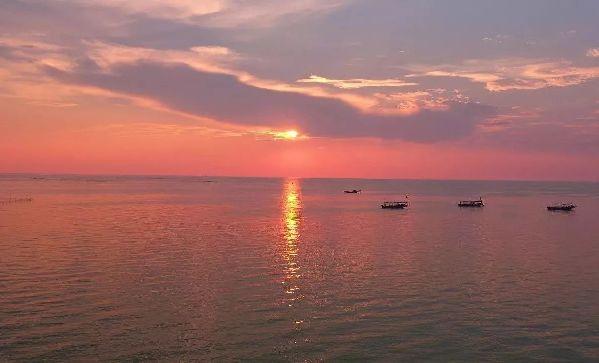微山湖独山岛