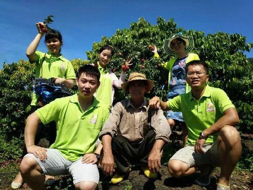 闯完世界回乡村,海南创业青年群英谱