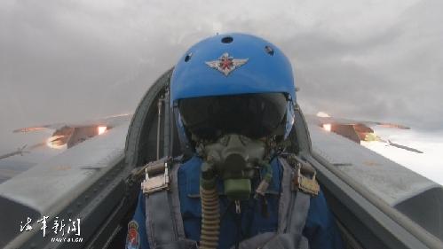 国际军事比赛2019:海军航空兵首次出征,蓄势待发