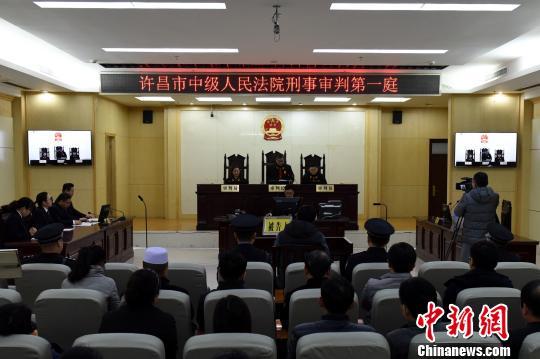 河南驻马店原书记刘国庆一审获无期当庭提出上诉