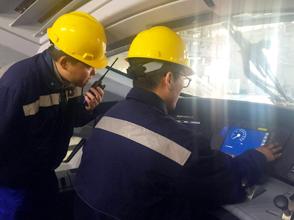 """""""车载设备由车载安全计算机,轨道电路信息接收单元,无线通信模块及"""