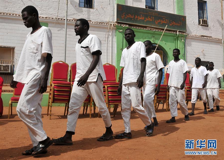 (国际)(1)苏丹总统赦免259名反对派武装人员