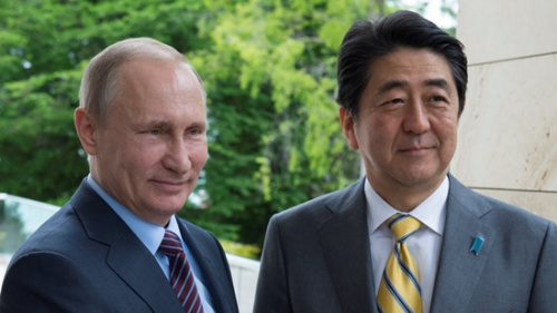 日俄举行外长防长磋商 确认安倍于4月下旬访俄