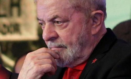 资料图片:巴西前总统卢拉。(图片来源:路透社)