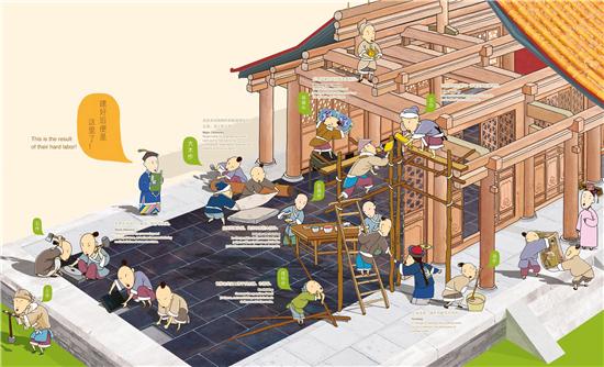 """""""我的家在紫禁城""""展览在故宫开幕"""