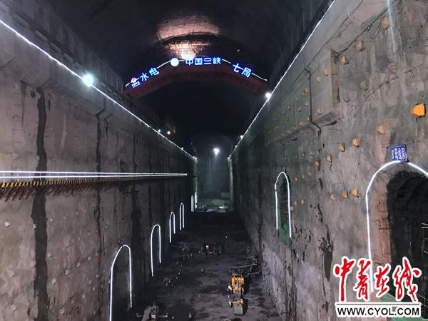 白鹤滩水电站8台百万千瓦级机组将在这里安装 摄影:李想