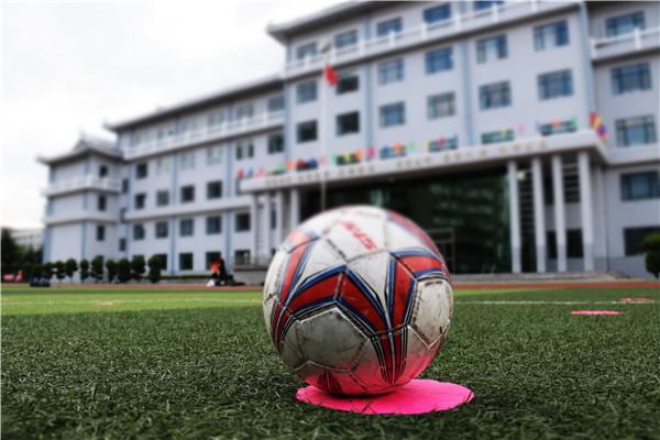校园足球 我心中的梦