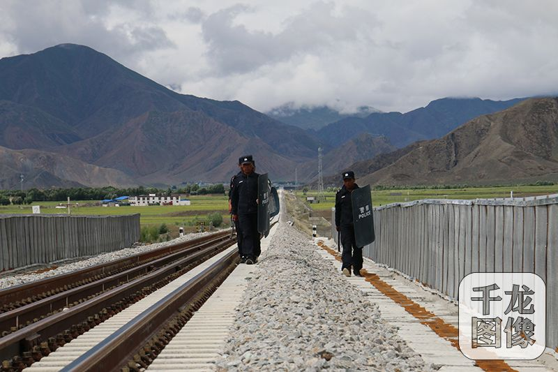 【网络媒体西藏行】拉日铁路嘎东护路队:边境天路守护者