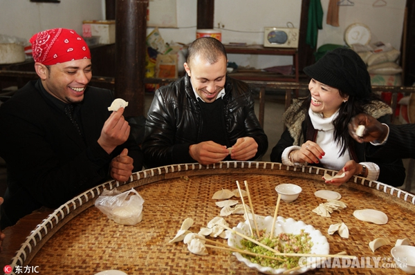老外点赞中国:百姓非常好客 热情程度难以置信