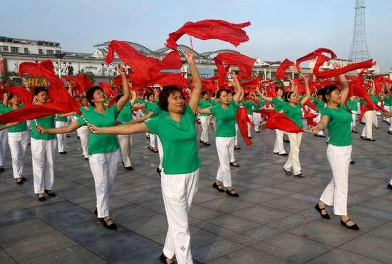 南京广场舞太吵最高罚50