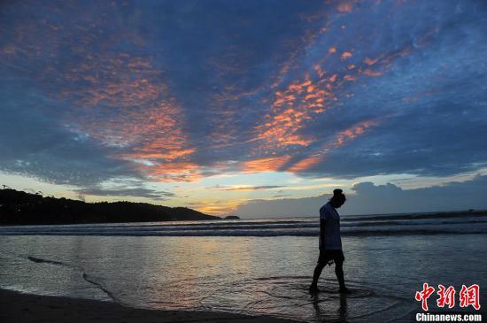 8月泰国接待313万外国游客 中国游客数量高居第一