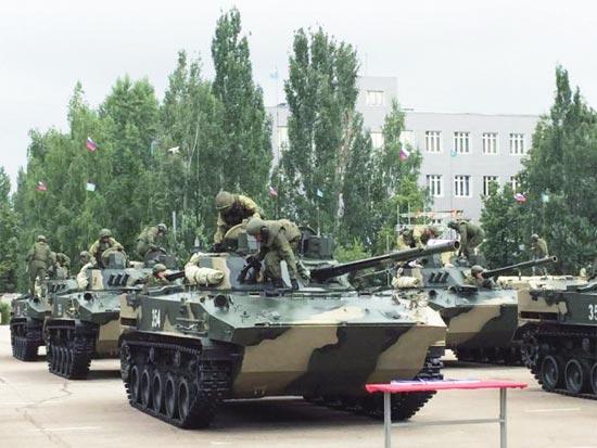 型号多样各有所长 新型战车助俄抗衡北约