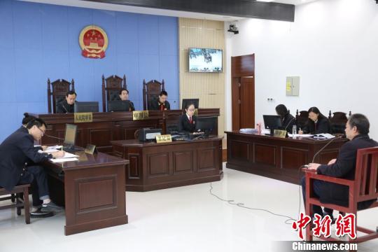 河南首试语音识别网上直播审案可自动生成庭审笔录