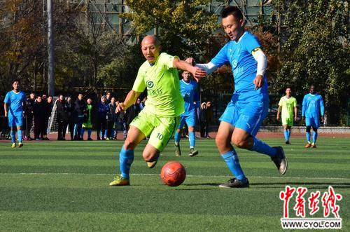 JFC青少年国际足球锦标赛高校组华北赛区决赛举办