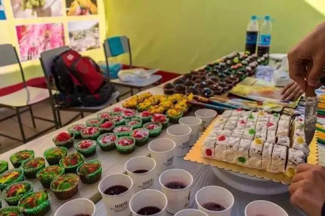 不出校门就能吃到全球美食?600多名国际留学生齐聚矿大玩嗨了!