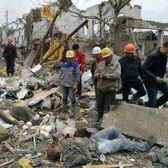 宁波江北爆炸1.4公里外震感强烈 有人穿睡衣逃生