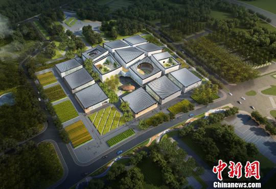 图为生活体验馆效果图。北京世园局供图