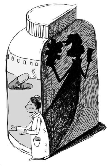 针对老年人的骗局:不只伤感情 假保健品有些还有毒