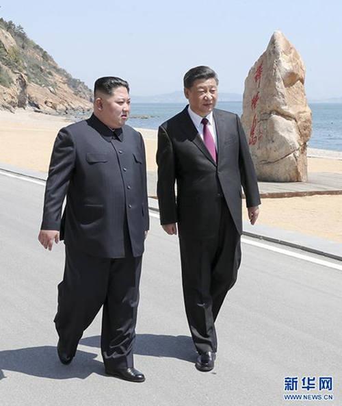 时时彩十大平台哪个好:习近平同朝鲜劳动党委员长金正恩在大连举行会晤