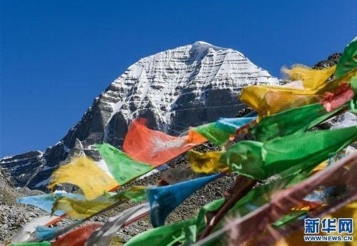 """(新华视界)(2)西藏阿里的""""金字塔"""""""