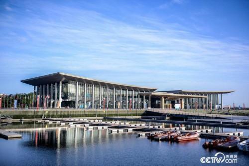 青岛国际会议中心外景