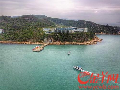 高端酒店进驻带动东澳岛特色民宿 旅游提升让渔