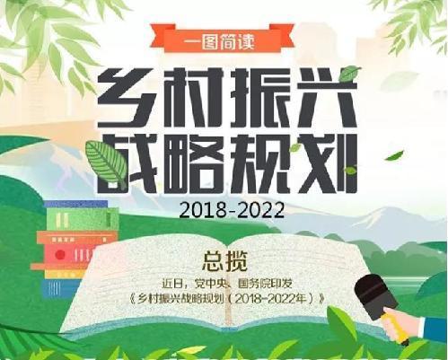 乡村振兴战略规划(2018-2022年)系列图解之总
