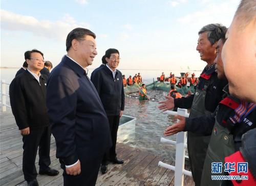 (时政)(3)习近平在东北三省考察并主持召开深入推进东北振兴座谈会