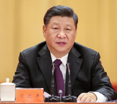 2018年12月18日,庆祝改革开放40周年大会在北京人民大会堂隆重举行。中共中央总书记、国家主席、中央军委主席习近平在大会上发表重要讲话。
