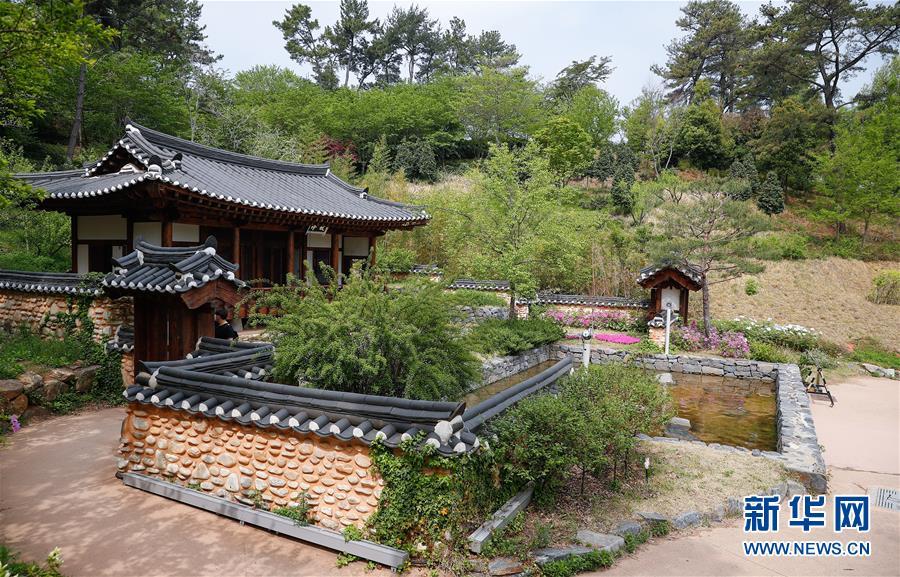 (国际·北京世园会)(6)世界园林巡礼——韩国顺天湾国家园林