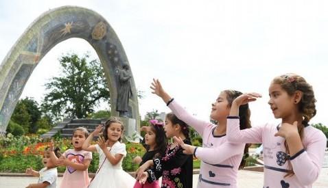 (国际)(1)塔吉克斯坦风土人情