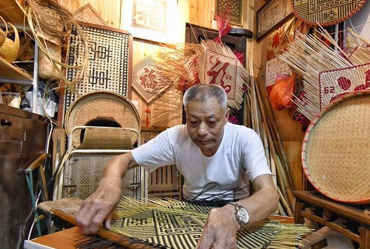 (文化)(4)浙江德清:马吉林的手艺坚守