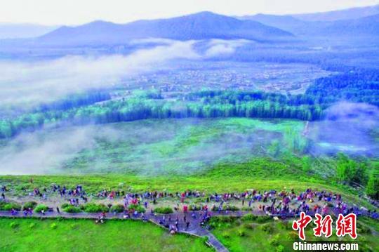 手机怎么赚钱国庆期间新疆阿勒泰地区接待游客逾150万人次