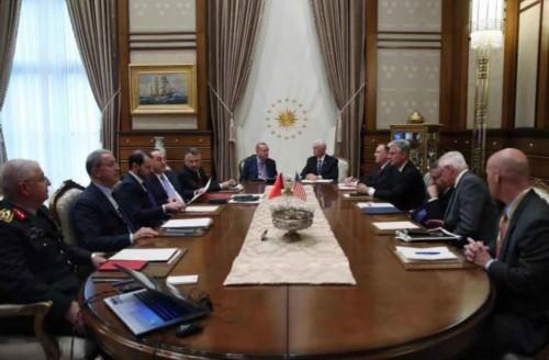 美土达成停火协议:土耳其将暂停在叙军事行动