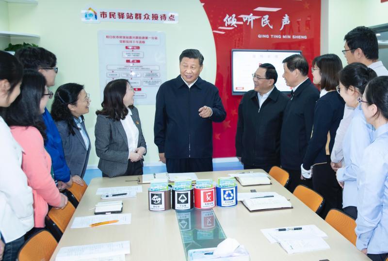 回访总书记考察上海的地方:这一年,您的期待正在变为现实