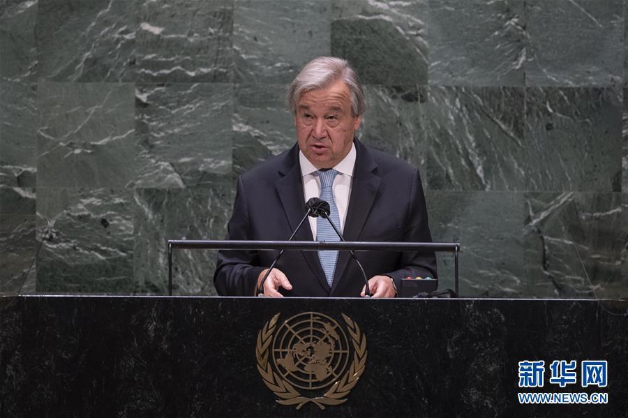 (国际)(3)联合国秘书长强调加强国际合作