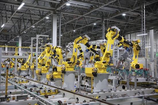 旗舰工厂带动区域产业升级 北京现代开启本土化2.0时代
